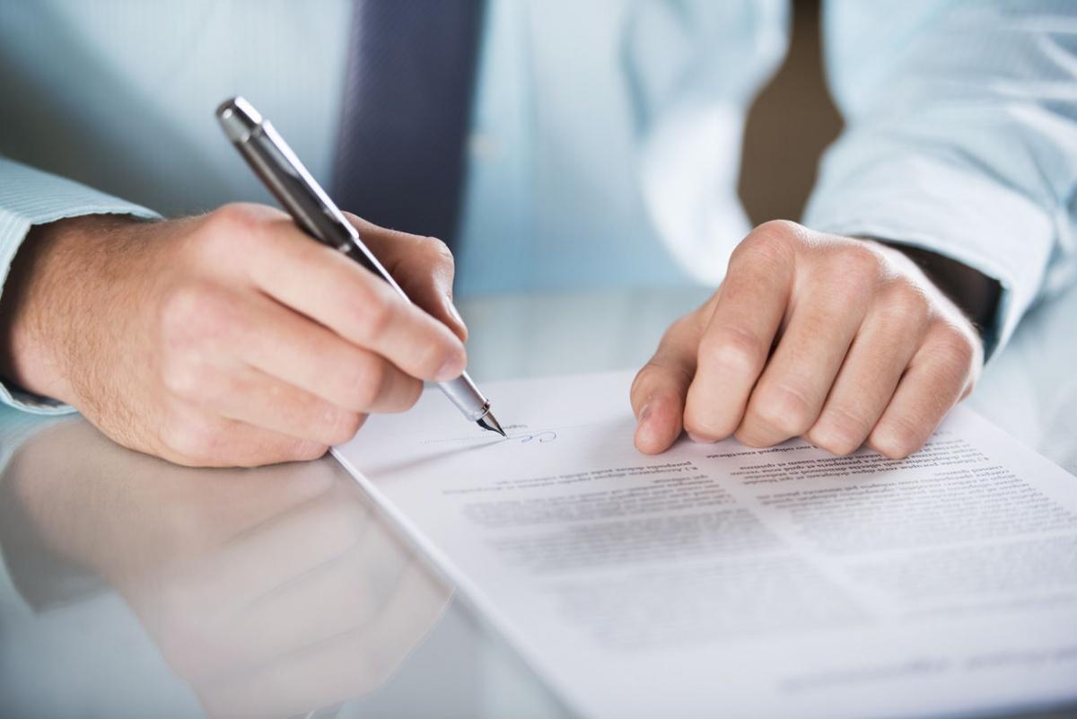 ¿Para qué sirve un contrato?